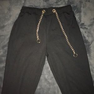 Dressed up joggers